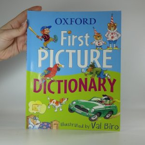 náhled knihy - First Picture Dictionary