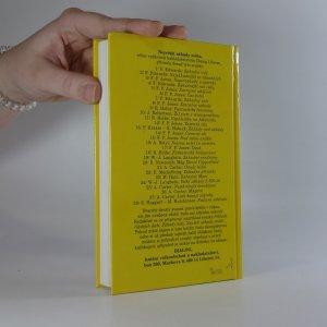 antikvární kniha Divné události, 1997