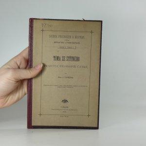 náhled knihy - Tóma ze Štítného