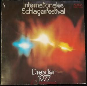 náhled knihy - Internationales Schlagerfestoval Dresden 1977