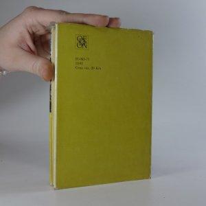 antikvární kniha Žluté lásky, 1975