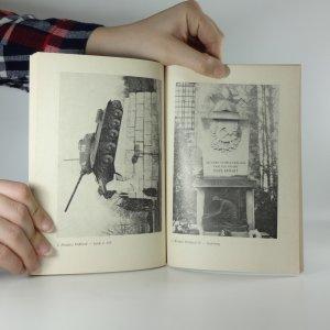 antikvární kniha Památníky hrdinství a slávy na Královéhradecku, 1986