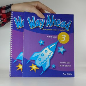 náhled knihy - Way Ahead 3. (Teacher´s Resource Book, Pupil´s Book).