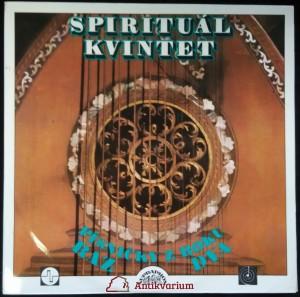 náhled knihy - Spiritual kvintet: Písničky z roku dva