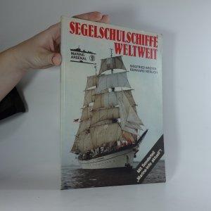 náhled knihy - Marine arsenal 9. Segelschulschiffe weltweit