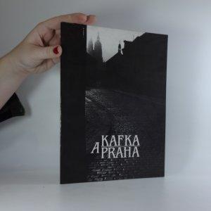 náhled knihy - Franz Kafka a Praha