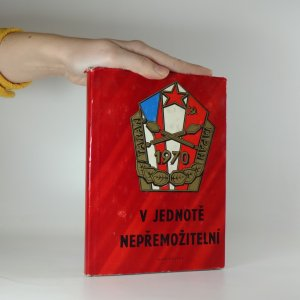 náhled knihy - V jednotě nepřemožitelní
