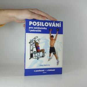 náhled knihy - Posilování pro začátečníky i pokročilé