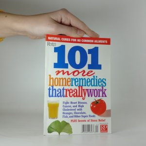 náhled knihy - 101 More Hemeremedies That Really Work.