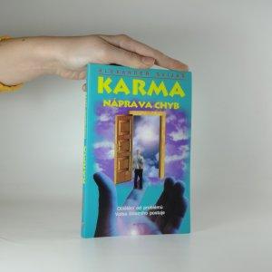 náhled knihy - Karma. Náprava chyb