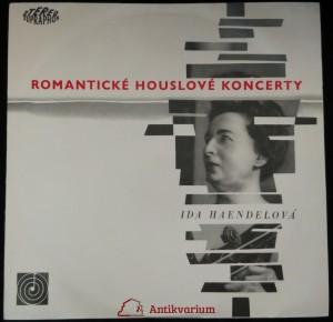 náhled knihy - Ida Haendelová: Romantické houslové koncerty