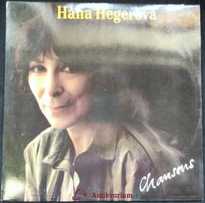 náhled knihy - Hana Hegerová: Chansons