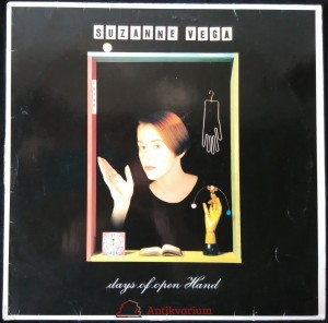 náhled knihy - Suzanne Vega: Days of Open Hand