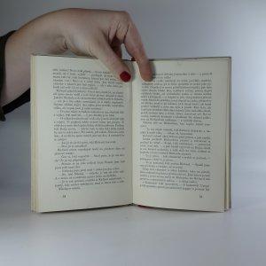 antikvární kniha Strach, 1961