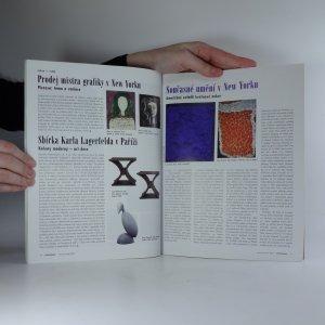 antikvární kniha Art & Antiques (červenec/srpen 2003), 2003