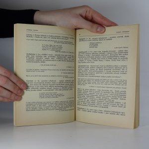 antikvární kniha Teorie literatury pro střední školy, 1992