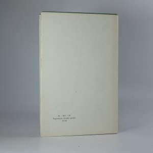 antikvární kniha Milpardon, madam, 1981