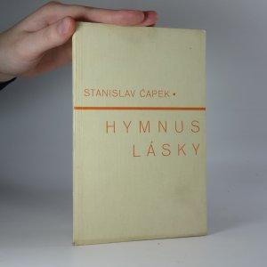 náhled knihy - Hymnus lásky. Úvahy o I. Kor. 13.