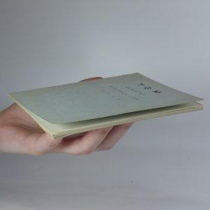 antikvární kniha T. G. M. Památky života a díla, 1948