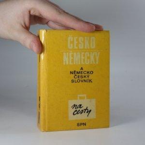 náhled knihy - Česko-německý a německo-český slovník na cesty