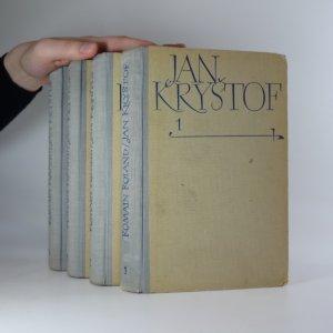 náhled knihy - Jan Kryštof (4 svazky)