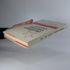antikvární kniha Organizace Varšavské smlouvy. Dokumenty a materiály 1955-1980, 1980