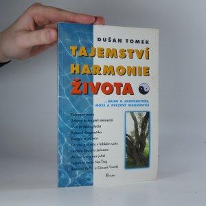 náhled knihy - Tajemství harmonie života