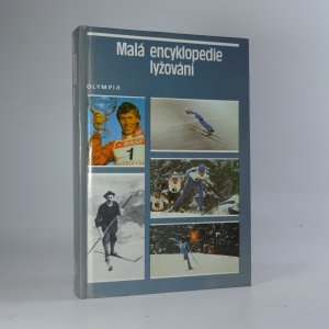 náhled knihy - Malá encyklopedie lyžování