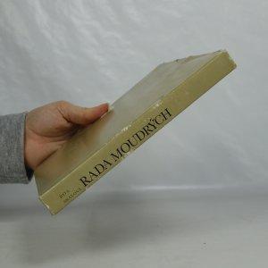 antikvární kniha Rada moudrých , 1968