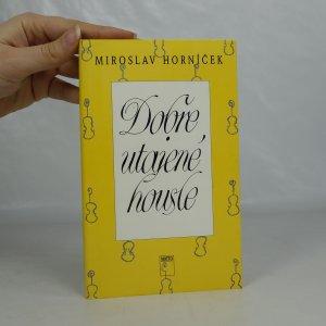 náhled knihy - Dobře utajené housle