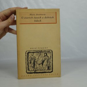 náhled knihy - O starých časech a dobrých lidech