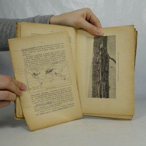 antikvární kniha Hospodářský zeměpis, 1922