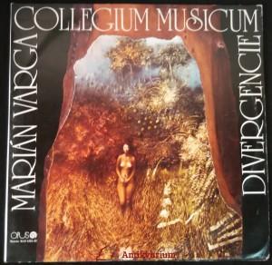 náhled knihy - Collegium Musicum, Marián Varga: Divergencie