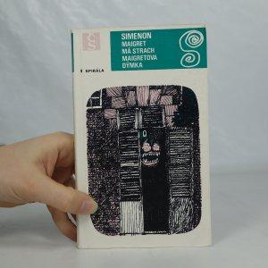 náhled knihy - Maigret má strach. Maigretova dýmka.