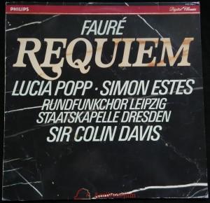 náhled knihy - Gabriel Fauré: Requiem op. 48