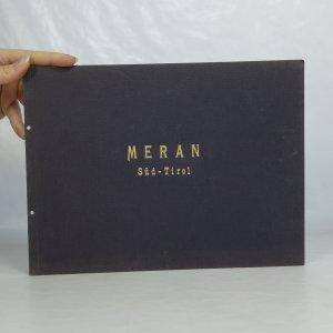 náhled knihy - MERAN Süd-Tirol