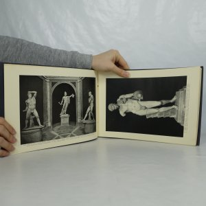 antikvární kniha Ars Romae. Scultura., neuveden