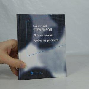 náhled knihy - Klub sebevrahů. Pavilon na písčinách.