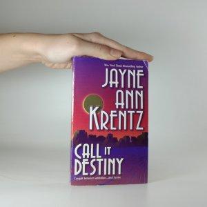 náhled knihy - Call It Destiny