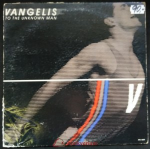 náhled knihy - Vangelis: To the Unknown Man