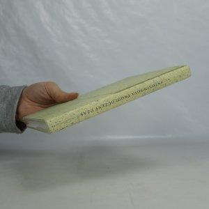 antikvární kniha Prodloužený úžas, 1989