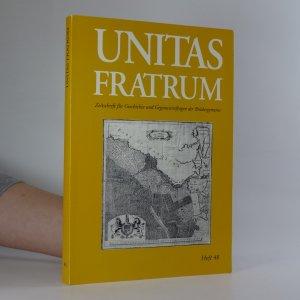 náhled knihy - Unitas Fratrum : Zeitschrift für Geschichte und Gegenwartsfragen der Brüdergemeine. Heft 48