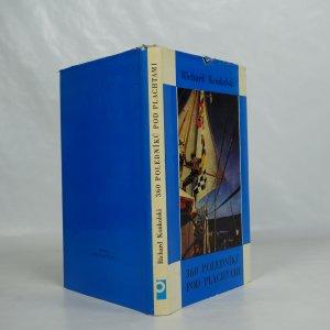 antikvární kniha 360 poledníků pod plachtami, 1978