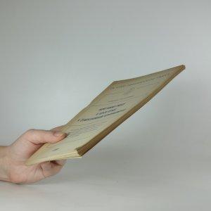 antikvární kniha Nové formy práce a jejich vývoj v československém kovoprůmyslu, 1952