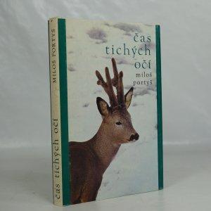 náhled knihy - Čas tichých očí