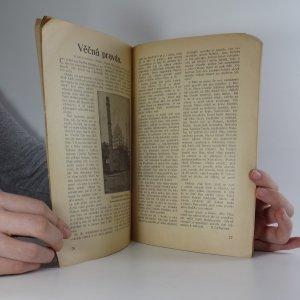 antikvární kniha Hlasatel pravdy. Vděčný národ. ročník XVII. číslo 9. - 10., neuveden