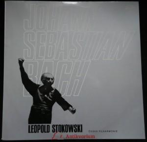 náhled knihy - Leopold Stokowski: Johann Sebastian Bach