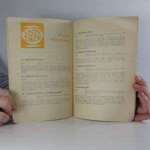 antikvární kniha Vaří šéfkuchař 4, 1967
