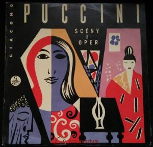 náhled knihy - Giacomo Puccini: Scény z oper