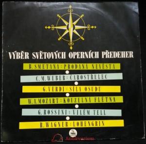 náhled knihy - Výběr světových operních předher